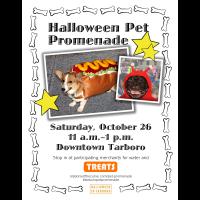 Halloween Pet Promenade