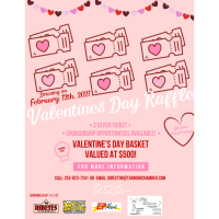 2021 Valentine's Day Gift Basket Raffle