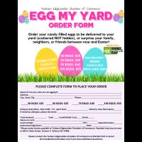 2021 Egg My Yard