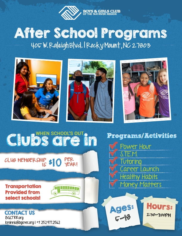 Contact us directly for more information on our summer programs!