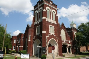 St. James United Methodist Church