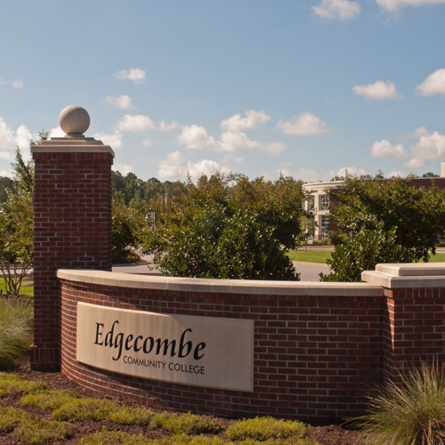 Tarboro campus entrance