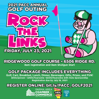 PACC ROCK THE LINKS GOLF OUTING