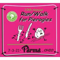 10th Annual Run-Walk for Pierogies