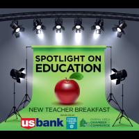 25th ANNUAL NEW TEACHER'S BREAKFAST