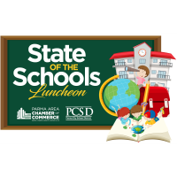 PACC STATE OF THE SCHOOLS LUNCHEON - SAVE THE DATE