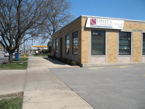 Parma Office - features a drive thru and ATM. PLUS, convenient hours.