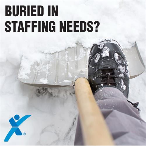 Buried in Staffing needs?
