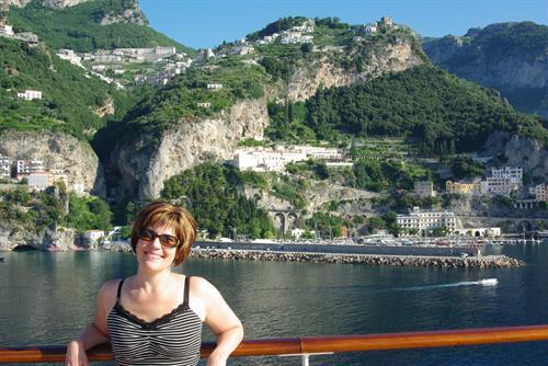 cruising the Mediterannean (Portofino, Italy)