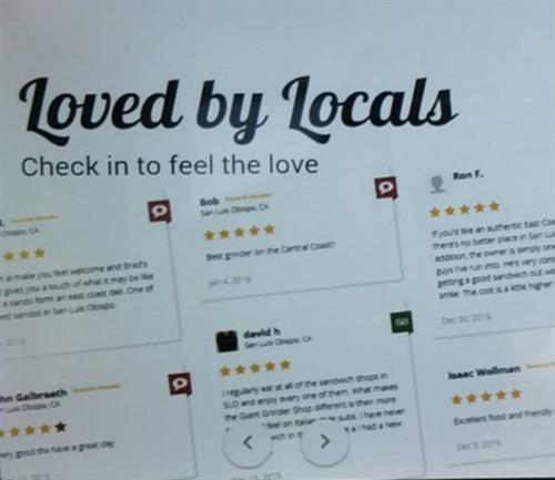 Local Review Generation