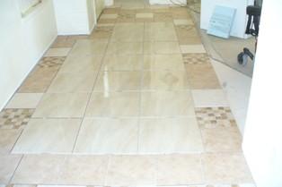 G's Floor Tiled