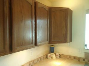 Over & Under Cabinet Lighting/Tile Counter & Backsplash