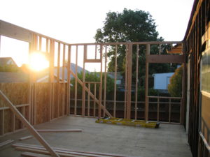 Den's Decking & Wall Framing