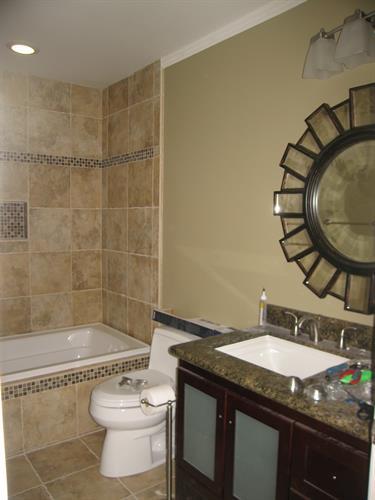 Murphy Job Guest Bath Complete