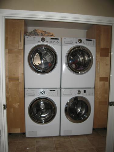 Murphy Laundry Room Completed