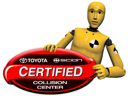 Certified by Toyota