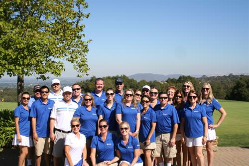 BRMS Annual Charity Golf Tournament Volunteers