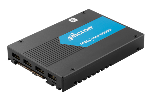 Micron NVMe SSDs