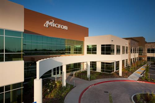 Micron Folsom Location