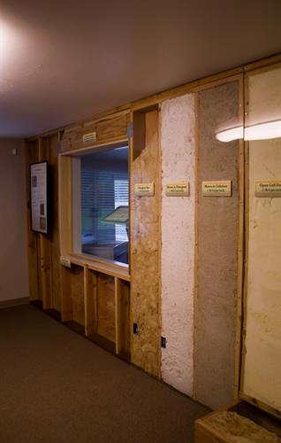 CTC- Test House Insulation Training