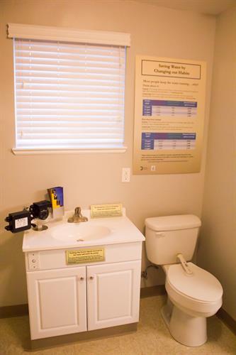 CTC-Test House Water Sense Training