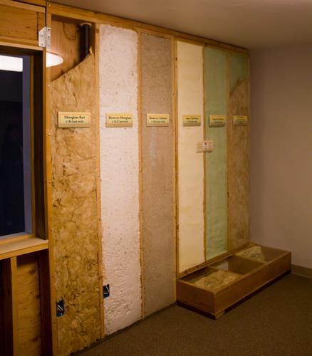 CTC-Test House Insulation Training