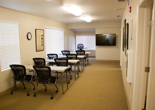 CTC- Training and Test House Classroom Setup