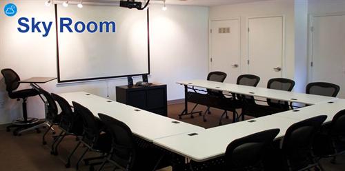 CTC Building B- Sky Room Rental Space