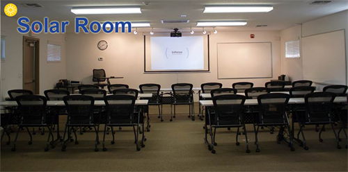 CTC Building B- Solar Room Rental Space