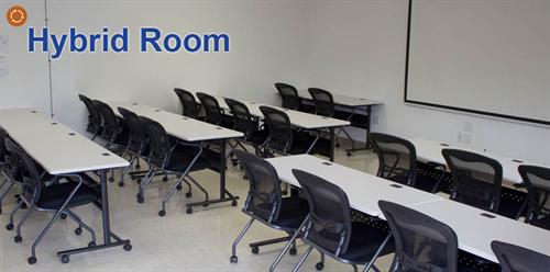 CTC Building A- Hybrid Room Rental Space