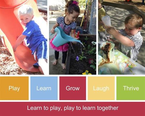 Learn to play, play to learn together