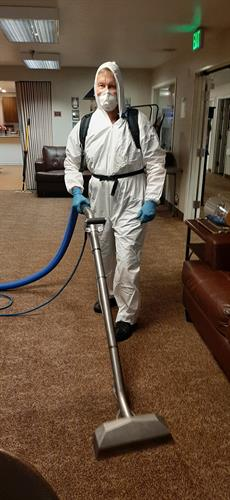 Covid 19 Carpet Cleaning