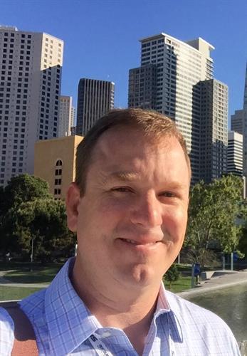 Engineer Curt Taras, San Francisco