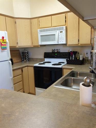 Making smaller kitchen space work After Room Solutions by Paula