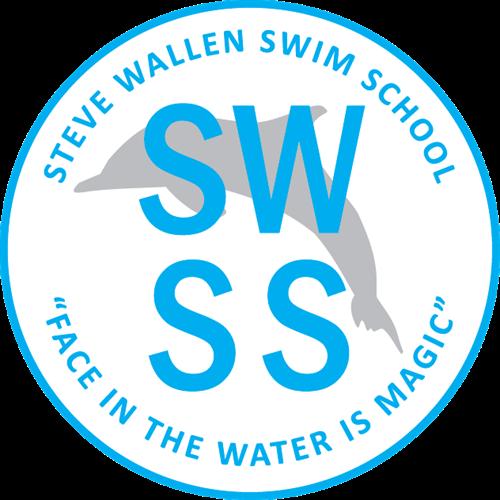 Steve Wallen Swim School Logo - El Dorado Hills