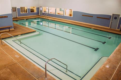 Indoor Year-Round Swimming Facility - El Dorado Hills