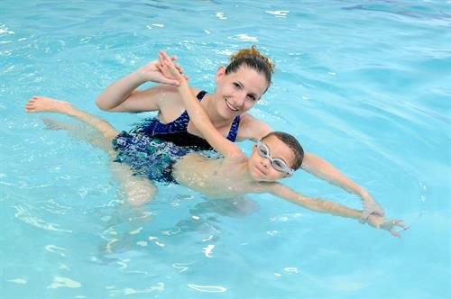Competitive Swimming Lessons - El Dorado Hills