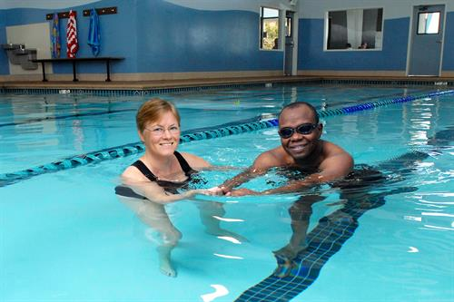 Adult Swimming Lessons - El Dorado Hills