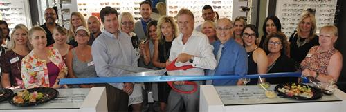 Our Folsom clinic ribbon cutting ceremony in 2015