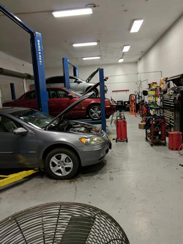 In The Shop