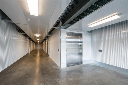 Sparkling Climate Control Facility