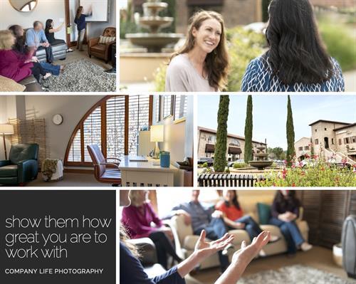 El Dorado Hills Company Branding Photography