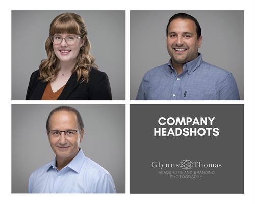El Dorado Hills Company Team Headshots