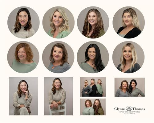 Folsom Headshots for a Dental Office