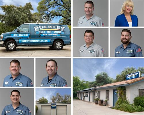 Citrus Heights Headshots and Marketing Images for an HVAC Company