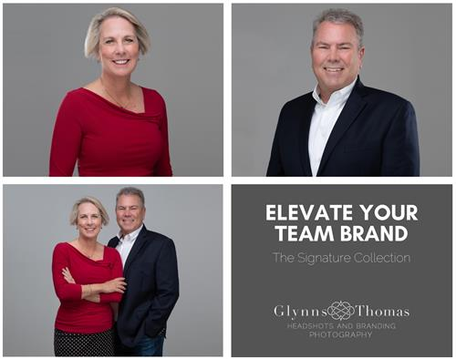 Granite Bay Headshots for a Company Team
