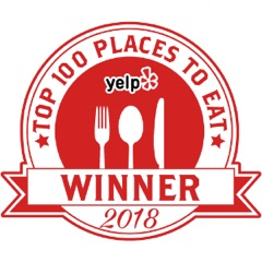 Yelps Top 100 Best Places to Eat in the Country!