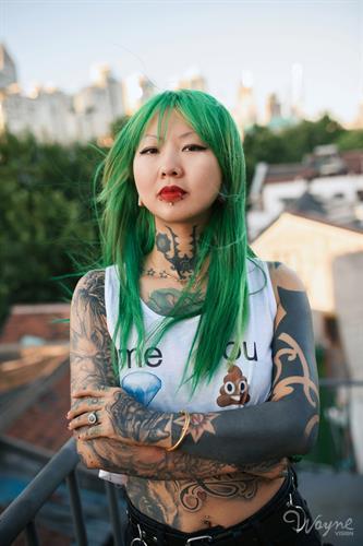 Ms. Ting (Zhuo Dan Ting)