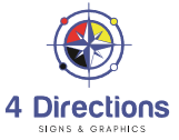 4 Directions Signs and Graphics