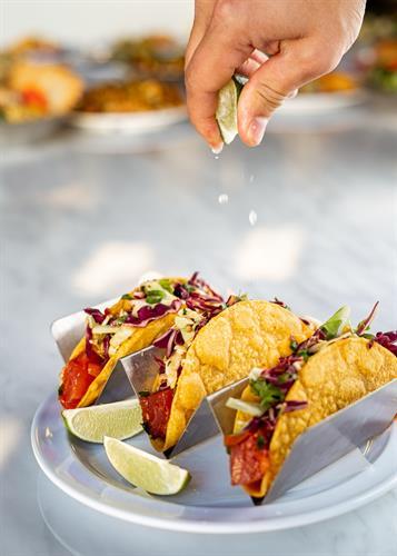 Noke Ahi Tacos